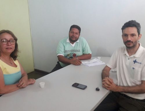 Conselheira Federal de Rondônia comparece em Guajara-Mirim para tratar de assuntos atinentes a classe farmacêutica
