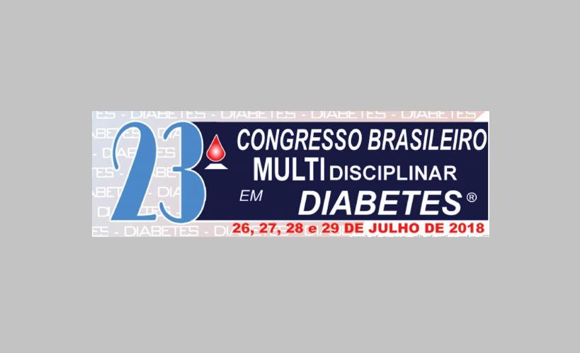 23 congresso brasileiro diabetes