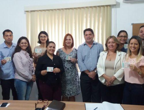 CRF-RO realiza entrega de carteiras profissionais a Farmacêuticos recém formados
