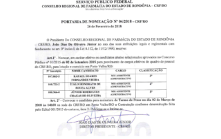 portaria-04-2018