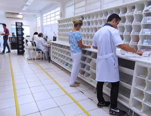 Curso de farmácia hospitalar será aberto às 19h desta sexta-feira