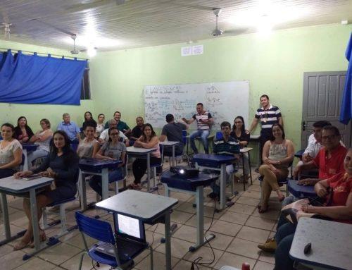 Palestra sobre legislação sanitária e fiscalizações do CRF-RO em Urupá