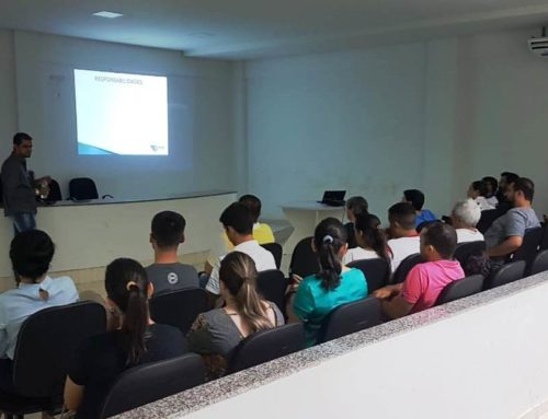 Legislação sanitária e fiscalizações do CRF-RO em palestra em Machadinho do Oeste e Vale do Anari