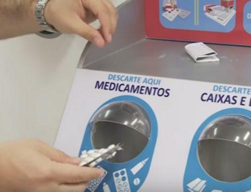 Retomada discussão sobre logística para descarte de medicamentos no Brasil