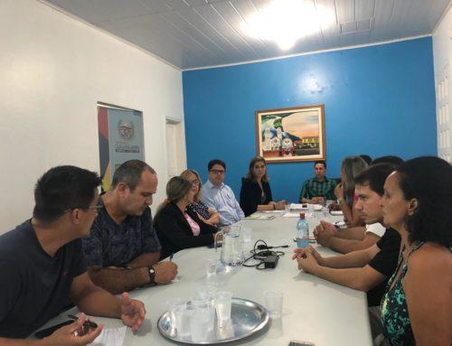 Diretoria do CRF discute assuntos de interesse da profissão em visita a Guajará-Mirim e Nova Mamoré