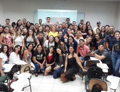 Cursos gratuitos atraem profissionais e acadêmicos de farmácia no fim de semana, em Porto Velho