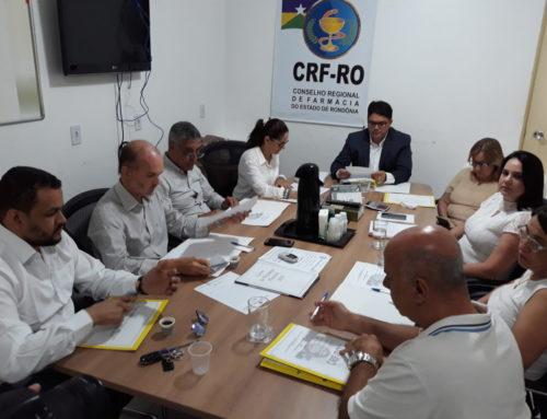 Aprovada na 6ª Plenária do CRF-RO prestação de contas referente ao segundo trimestre de 2019; Reunião aconteceu neste dia 2