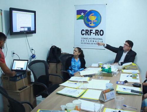 Sétima Plenária do CRF-RO realizada em 17 de setembro