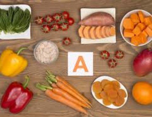 Vitamina A: a nutrição no combate às sequelas do sarampo