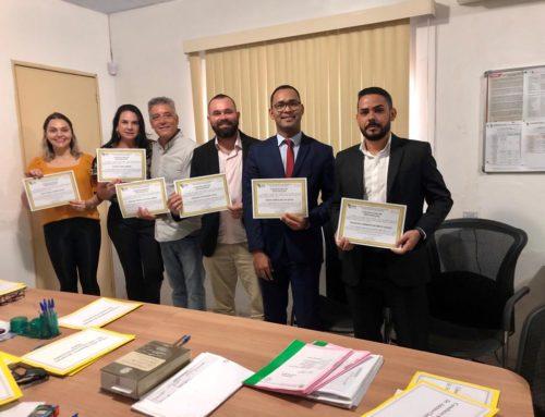 Seis conselheiros regionais eleitos e reeleitos tomam posse na 9ª Sessão Plenária do CRF-RO de 2019