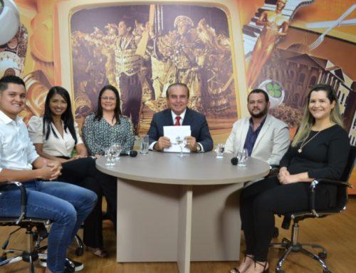 Em programa de TV, conselheiro regional destaca importância do farmacêutico no enfrentamento do Coronavírus