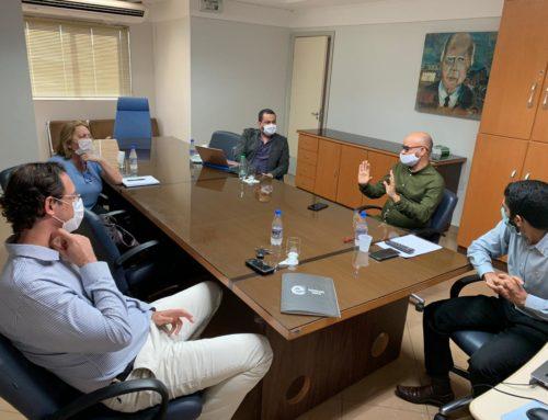 Prescrição eletrônica é assunto de reunião entre Presidentes do CRF/RO e CREMERO