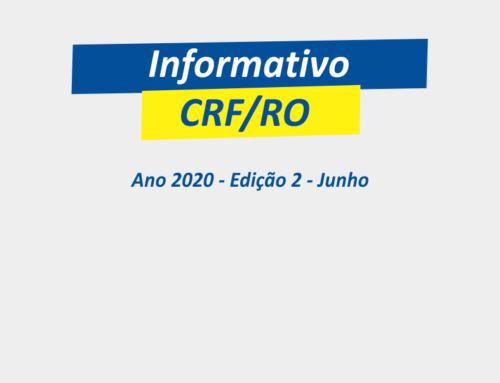 Informativo edição nº 2 de junho de 2020, confira