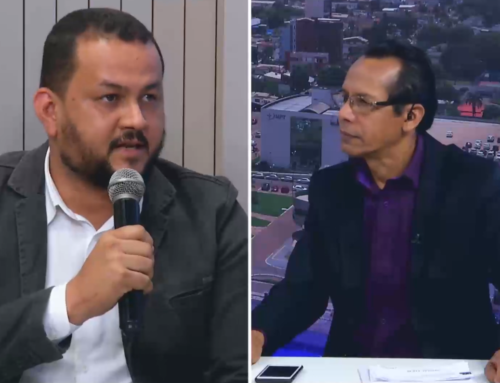 Dr Rogelio Barros, presidente do CRF-RO, fala na SIC TV Rondônia sobre a profissão farmacêutica. Veja o vídeo.
