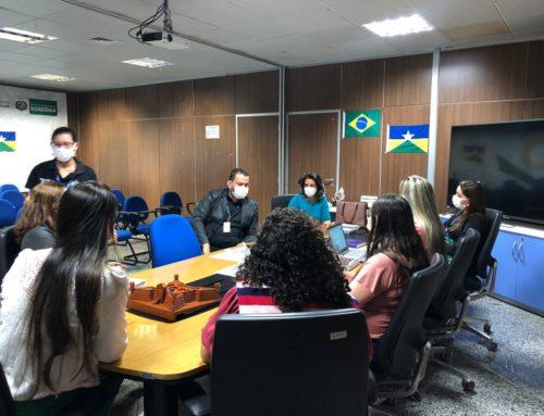 CRF e Agevisa discutem parceria para o fortalecimento das fiscalizações em Rondônia