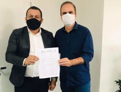 Presidente do CRF apresenta demandas de Farmacêuticos de Rondônia a deputado estadual